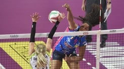 Volley: A1 Femminile, Gara 1 Play Off, Novara batte Firenze, Monza espugna Busto