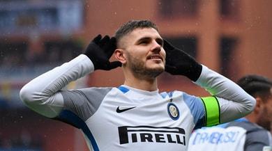 Icardi:«Spalletti ha scosso l'Inter. 103 gol in A? Marassi nel destino»