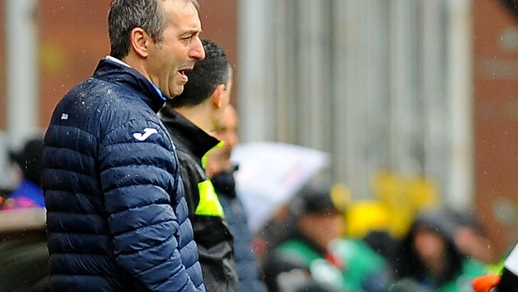 Serie A Sampdoria, Giampaolo duro: «Deluso e arrabbiato»