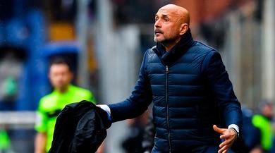 Inter, Spalletti: «Non so quale sia il sistema giusto per vincere ma conosco quello per perdere»