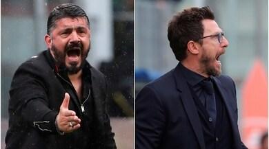 Serie A, Milan di rimonta sul Chievo e Roma in scioltezza a Crotone