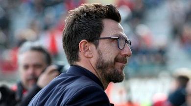 Roma, Di Francesco: «Siamo in crescita ma dobbiamo avere più continuità»