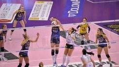 Volley: Play Off Femminili, Scandicci e Conegliano partono col piede giusto