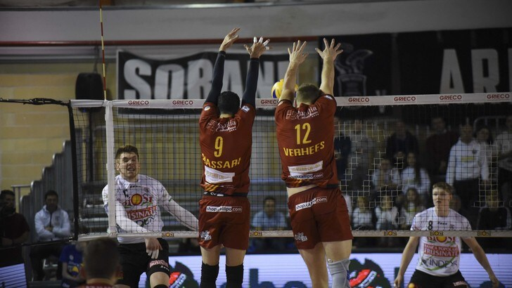 Volley: Play Off Challenge, Sora batte Vibo e conquista Gara 3