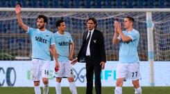 Lazio, Inzaghi: «Meritavamo la vittoria»