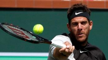 Indian Wells, trionfa Del Potro: Federer ko in 3 set