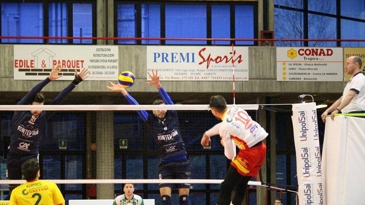 Volley: A2 Maschile, Pool C, Bolzano è in B, la Materdomini.it irraggiungibile al primo posto