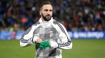 Juventus, Higuain: «Sono felice, diventare papà ti cambia»
