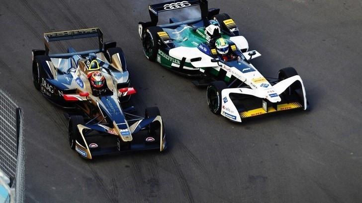 Formula E, dopo l'Uruguay Vergne è sempre più leader