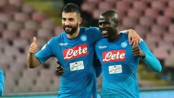Serie A, riprende quota il Napoli