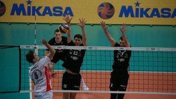 Volley: Cev Cup, Verona sul campo dello Ziraat per ribaltare l'andata