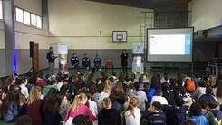 Volley: Superlega, #Accendiamoilrispetto, continua il viaggio nelle scuole dei giocatori di Latina