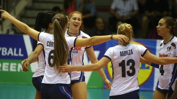 Volley: l'Under 17 Femminile si radunerà al Centro Pavesi