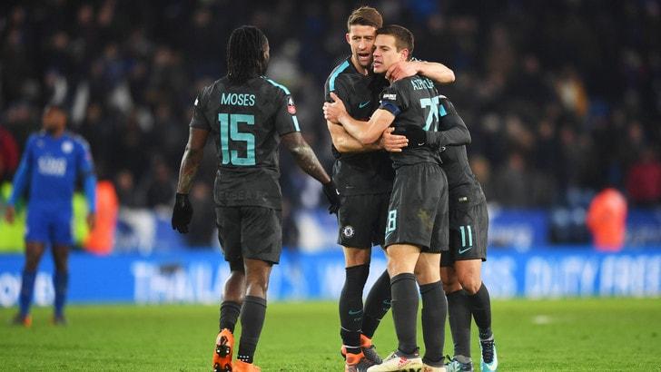 FA Cup, il Chelsea è il favorito dai quotisti