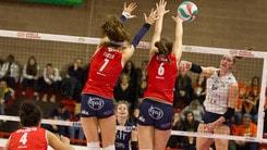 Volley: A2 Femminile, Cuneo difende il primato nel turno infrasettimanale