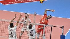 Volley: Cev Cup, Verona esce a testa alta