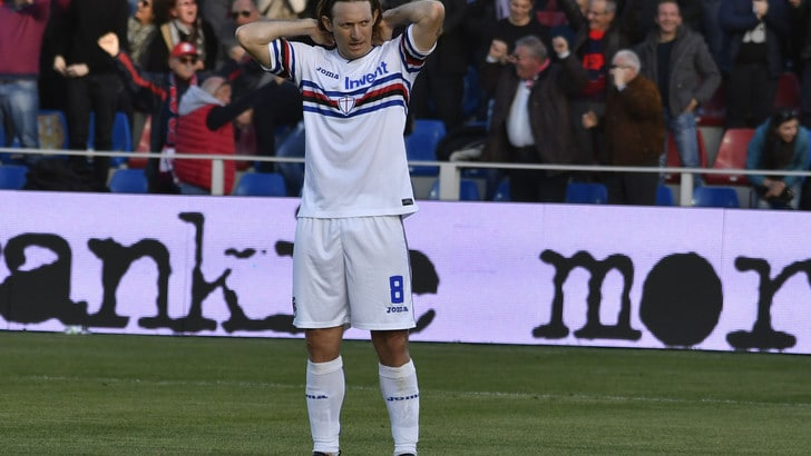 Serie A Sampdoria, per Barreto lesione al gemello