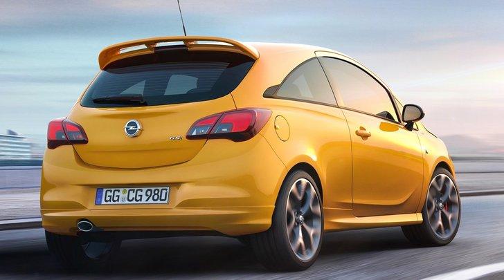 Opel Corsa, torna la piccola peste GSi