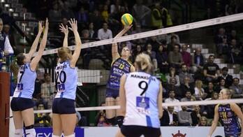 Volley: Champions League, Conegliano capolavoro, la Dinamo Kazan si inchina
