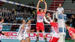 Volley: Play Off Challenge, Latina elimina Castellana Grotte