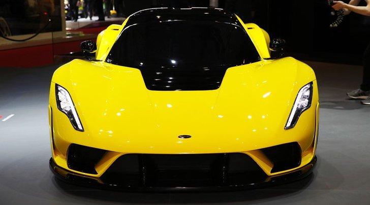 Hennessey Venom F5: obiettivo 480 km orari