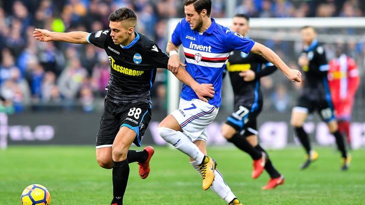 Serie A Sampdoria, Sala torna ad allenarsi in gruppo