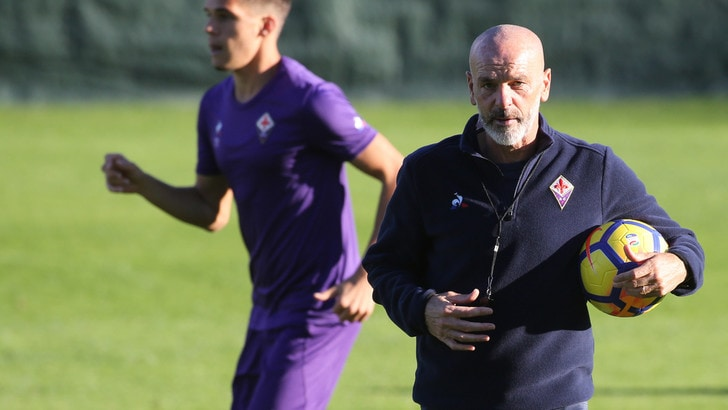 Serie A, Vlahovic può allenarsi con la Fiorentina