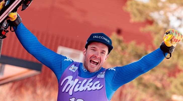 Campionati italiani sci, a Innerhofer la discesa e la combinata