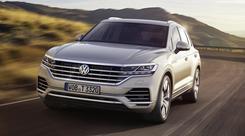Volkswagen Touareg, la terza generazione è una vera ammiraglia