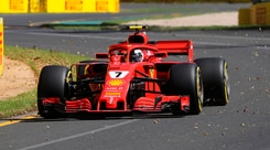 F1 Australia, Raikkonen: «Dobbiamo migliorare, ma è andata piuttosto bene»