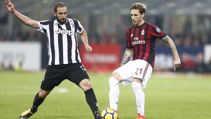 Coppa Italia, Juventus-Milan si giocherà il 9 maggio