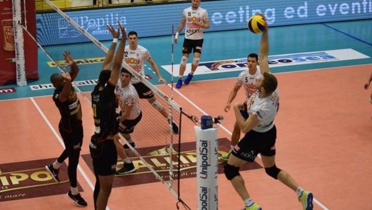 Volley: Play Off Challenge, Vibo-Sora sfida senza appelli