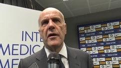 "Inter Medical Meeting, Volpi: ""Più sostituzioni diminuirebbero il rischio infortunio"""