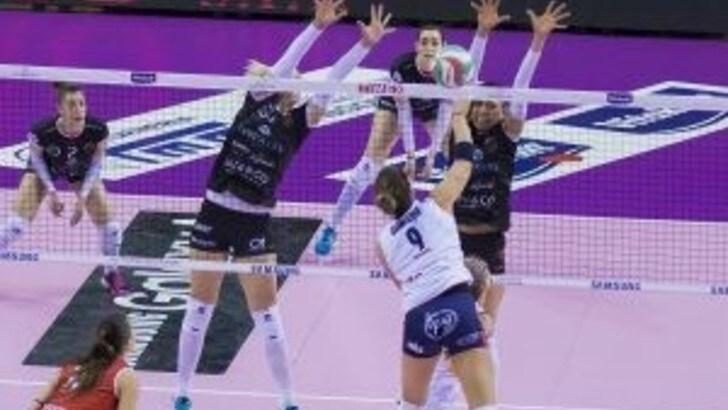 Volley: A2 Femminile,  la 32a giornata si apre con Perugia-Caserta