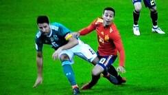 Juventus, Khedira si fa male durante Germania-Spagna
