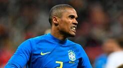 Il Brasile di Douglas Costa vince 3-0 in Russia VIDEO