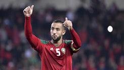 Il Marocco di Benatia contro la Serbia a Torino