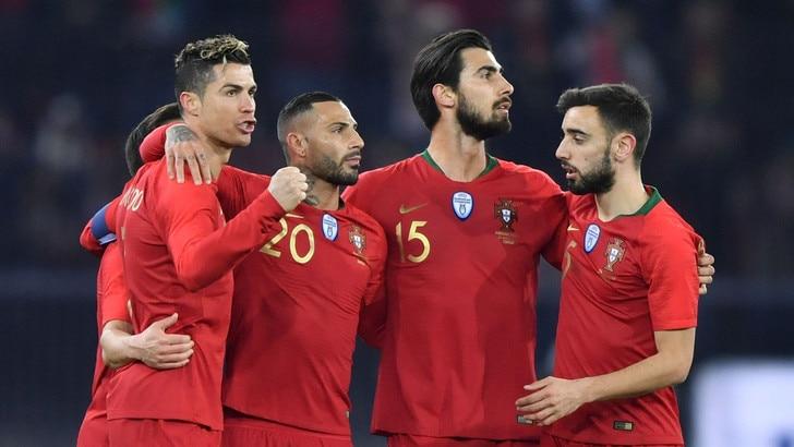 Amichevole Portogallo-Olanda: Ronaldo e compagni favoriti a 2,20