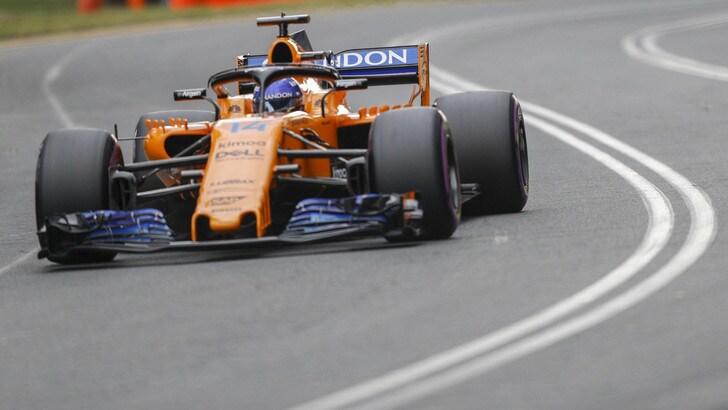 F1 Australia, Alonso: «Un buon punto di partenza»