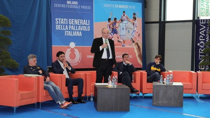 Volley: il Centro Pavesi ha ospitato gli Stati Generali della Pallavolo Italiana