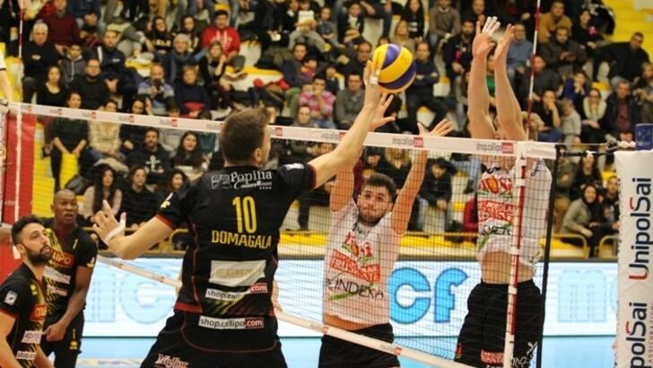 Volley: Play Off Challenge, Vibo grande rimonta e pass per i Quarti