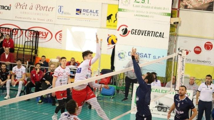 Volley: A2 Maschile, Pool C, Taviano vince il derby e chiude seconda