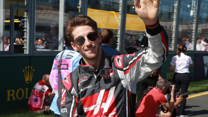 F1 Australia: abbraccio riparatorio in casa Haas