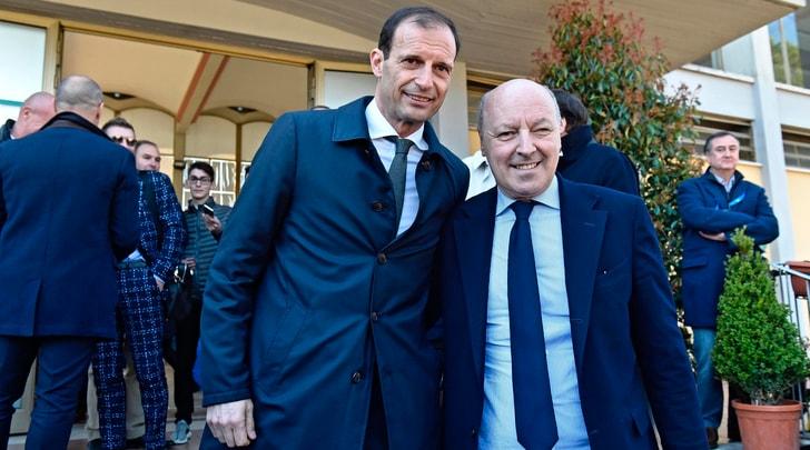 Panchina d'Oro, vince Allegri: battuti Gasperini e Sarri