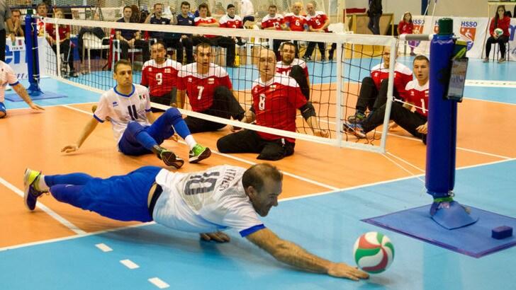 Sitting Volley: Qualificazioni Mondiali, la nazionale stanotte in campo contro la Cambogia