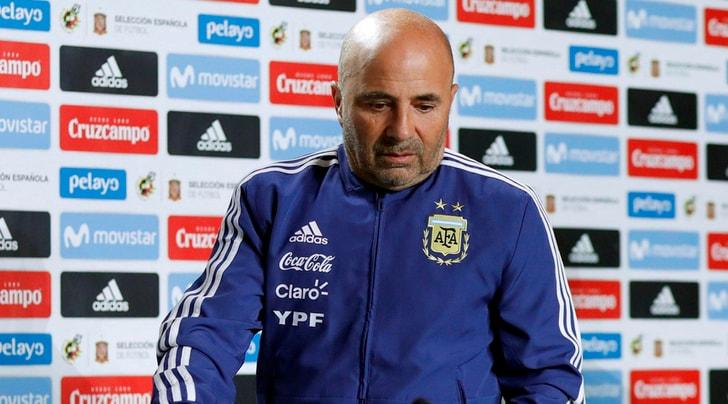 Argentina, Sampaoli: «Dybala? Lo tengo sempre in considerazione»