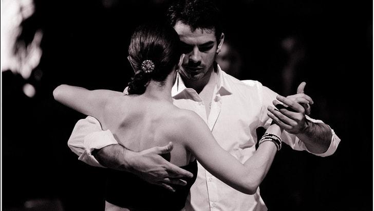 Alla Venaria Reale a ritmo di International Tango Torino Festival