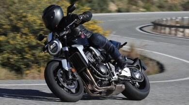 Prova Honda CB1000R 2018, nuda con classe