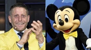 Accordo con Disney: Lapo Elkann farà gli occhiali di Topolino