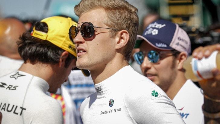 F1 Alfa-Sauber, Ericsson: «Sono ottimista per le prossime gare»